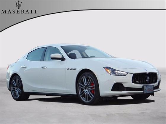 2017 Maserati Ghibli :20 car images available