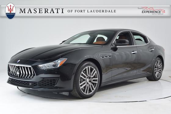 2018 Maserati Ghibli :17 car images available