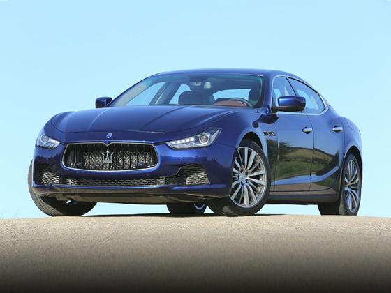2017 Maserati Ghibli  : Car has generic photo