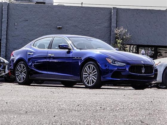 2017 Maserati Ghibli :19 car images available