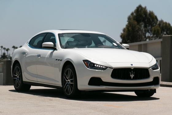 2017 Maserati Ghibli :6 car images available
