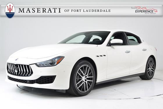 2018 Maserati Ghibli :16 car images available