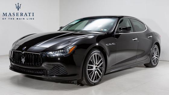 2015 Maserati Ghibli :24 car images available