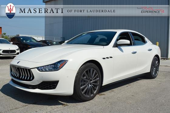2018 Maserati Ghibli :12 car images available