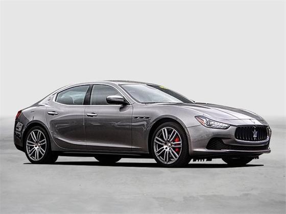 2017 Maserati Ghibli :17 car images available