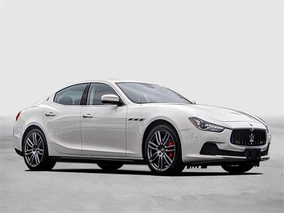 2017 Maserati Ghibli :18 car images available