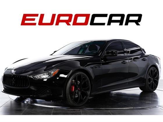 2016 Maserati Ghibli :24 car images available