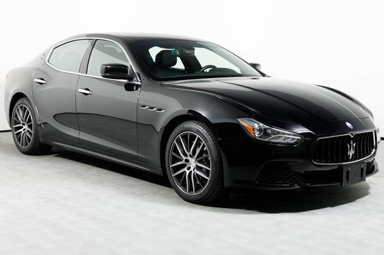 2015 Maserati Ghibli :19 car images available