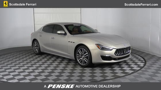 2018 Maserati Ghibli :24 car images available