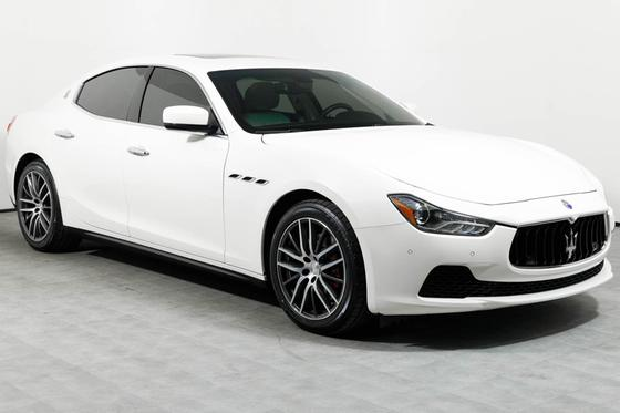2016 Maserati Ghibli :22 car images available