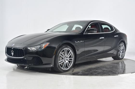 2016 Maserati Ghibli :21 car images available