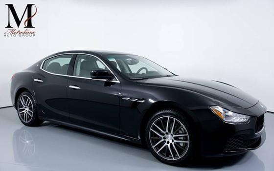 2016 Maserati Ghibli :24 car images available