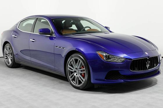 2017 Maserati Ghibli :22 car images available