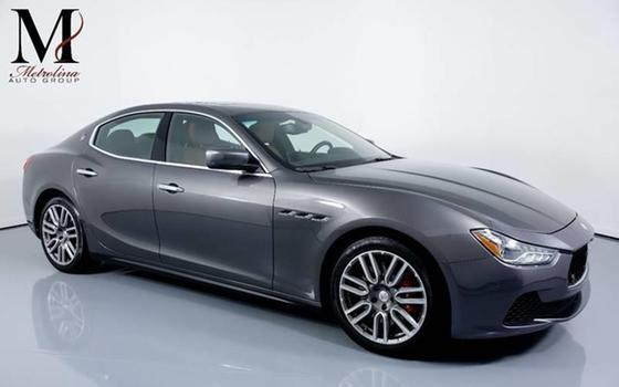 2015 Maserati Ghibli :24 car images available