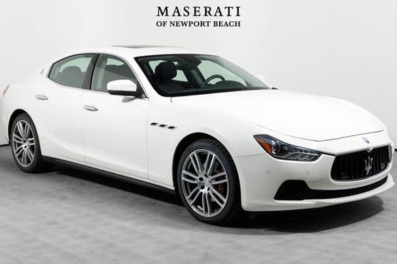 2017 Maserati Ghibli :23 car images available