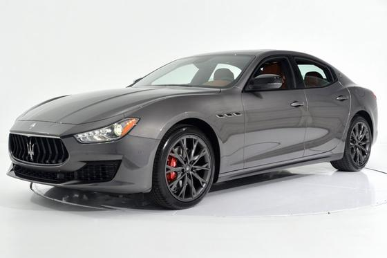 2020 Maserati Ghibli :24 car images available