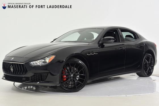 2020 Maserati Ghibli :19 car images available