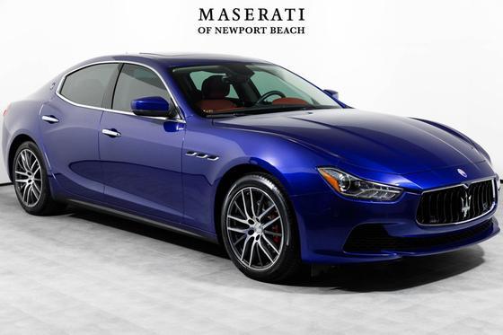 2017 Maserati Ghibli :23 car images available