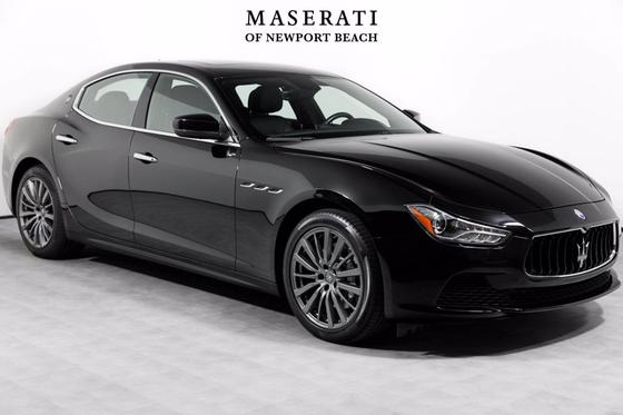2017 Maserati Ghibli :22 car images available