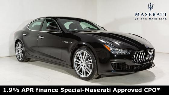 2019 Maserati Ghibli :23 car images available