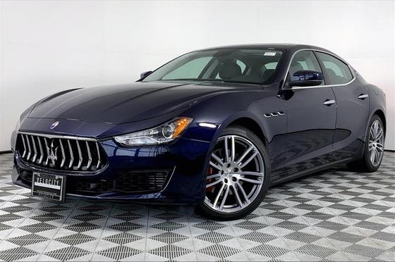 2020 Maserati Ghibli :11 car images available