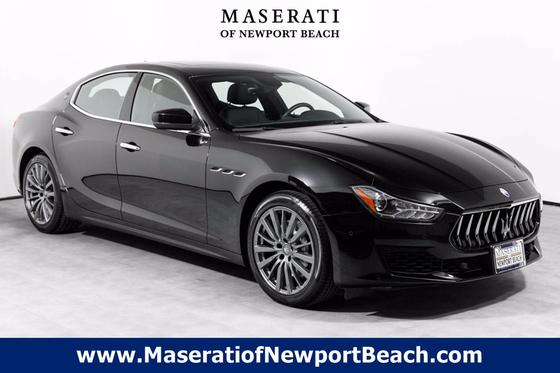 2020 Maserati Ghibli :18 car images available