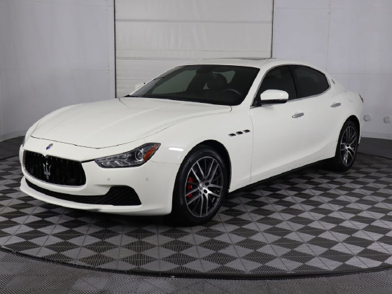 2017 Maserati Ghibli :6 car images available