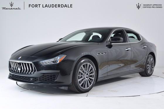 2018 Maserati Ghibli :18 car images available