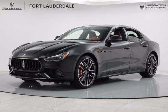 2021 Maserati Ghibli :21 car images available