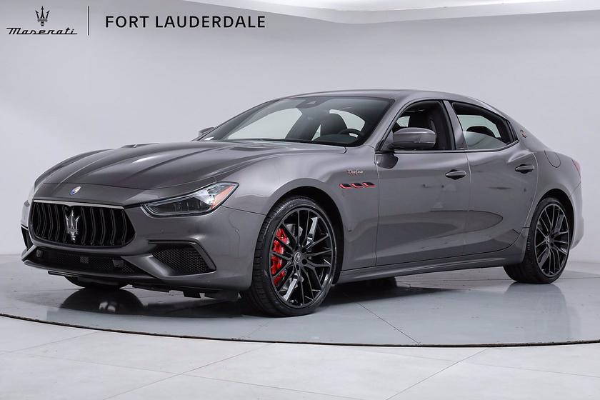 2021 Maserati Ghibli :19 car images available