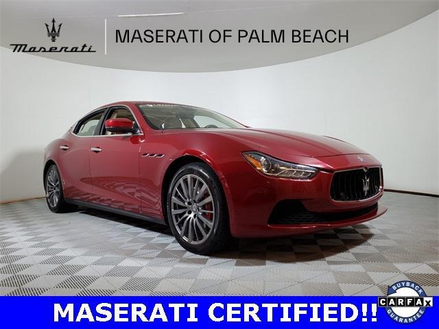 2017 Maserati Ghibli :24 car images available