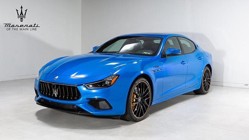 2022 Maserati Ghibli :22 car images available