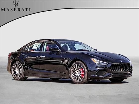 2018 Maserati Ghibli GranSport:14 car images available