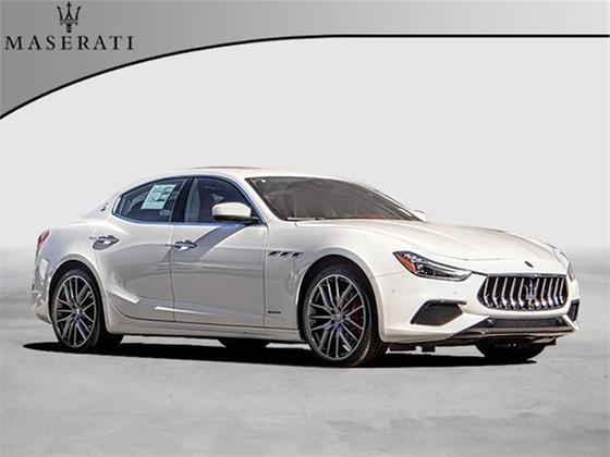 2018 Maserati Ghibli GranSport:14 car images available