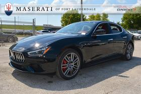 2018 Maserati Ghibli GranSport:12 car images available