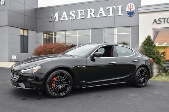 2019 Maserati Ghibli GranSport