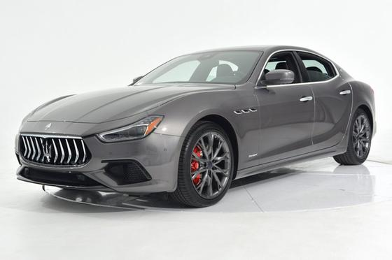 2019 Maserati Ghibli GranSport:24 car images available