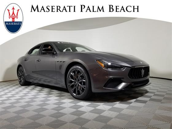 2020 Maserati Ghibli GranSport