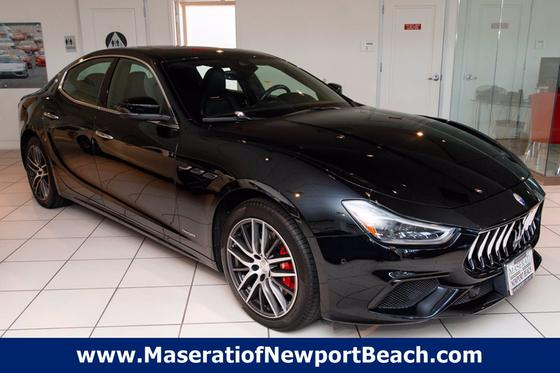 2018 Maserati Ghibli GranSport:13 car images available