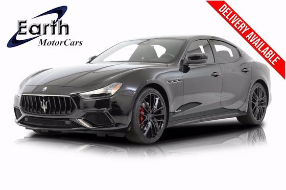 2018 Maserati Ghibli GranSport:24 car images available