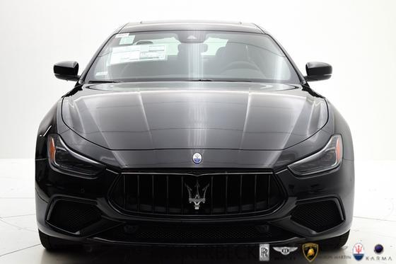 2019 Maserati Ghibli Nerissimo Edition