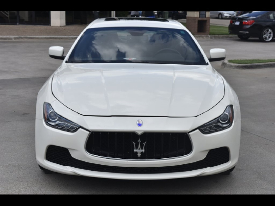 2014 Maserati Ghibli RWD:5 car images available