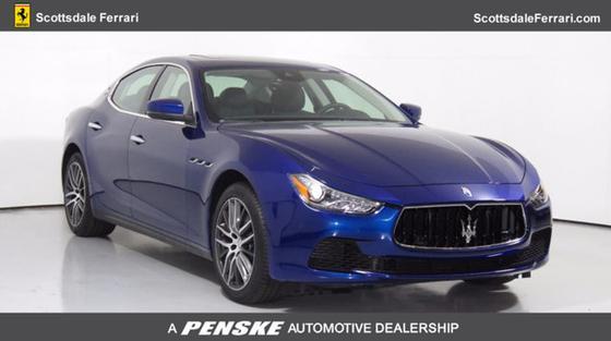 2017 Maserati Ghibli S 3.0L:24 car images available