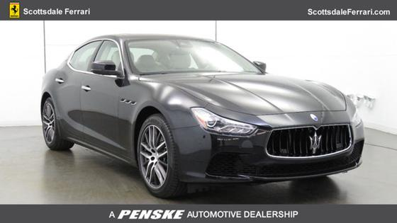 2017 Maserati Ghibli S 3.0L:24 car images available