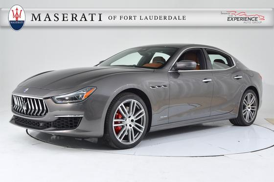 2018 Maserati Ghibli S GranLusso:17 car images available