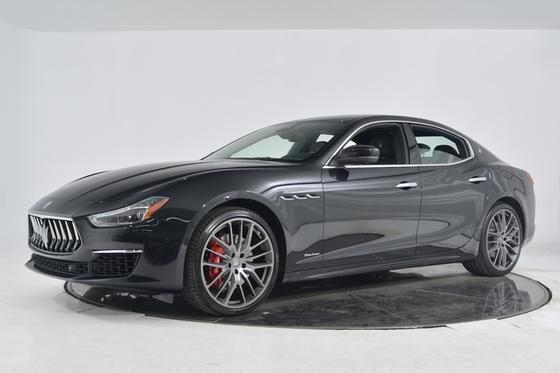 2019 Maserati Ghibli S GranLusso:17 car images available