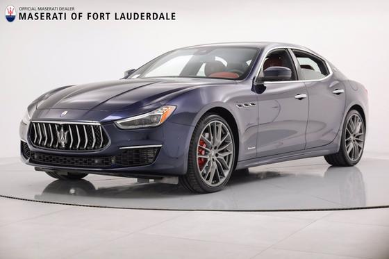 2020 Maserati Ghibli S GranLusso:19 car images available