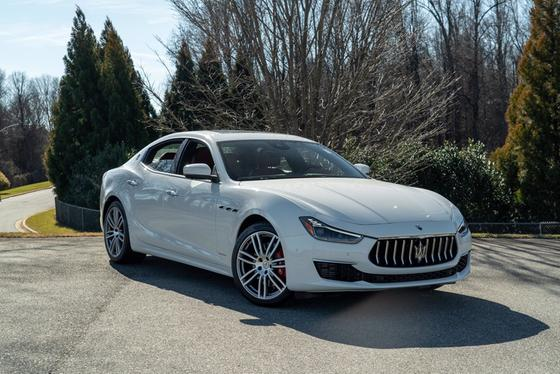 2021 Maserati Ghibli S GranLusso:24 car images available