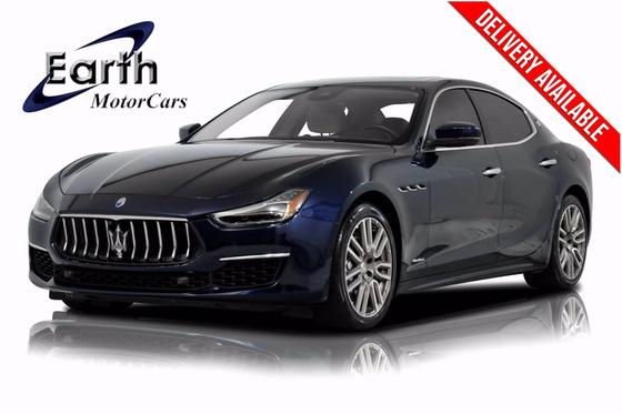 2018 Maserati Ghibli S GranLusso:24 car images available