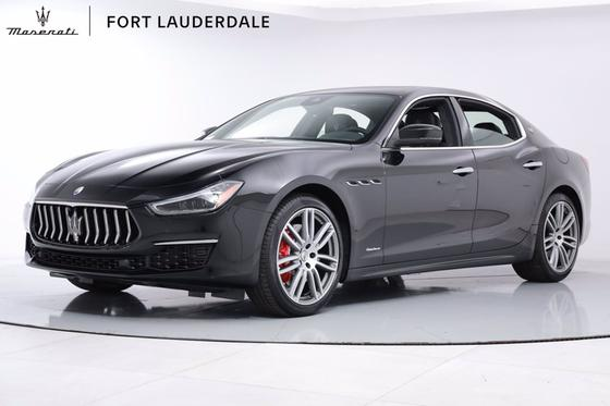 2021 Maserati Ghibli S GranLusso:19 car images available